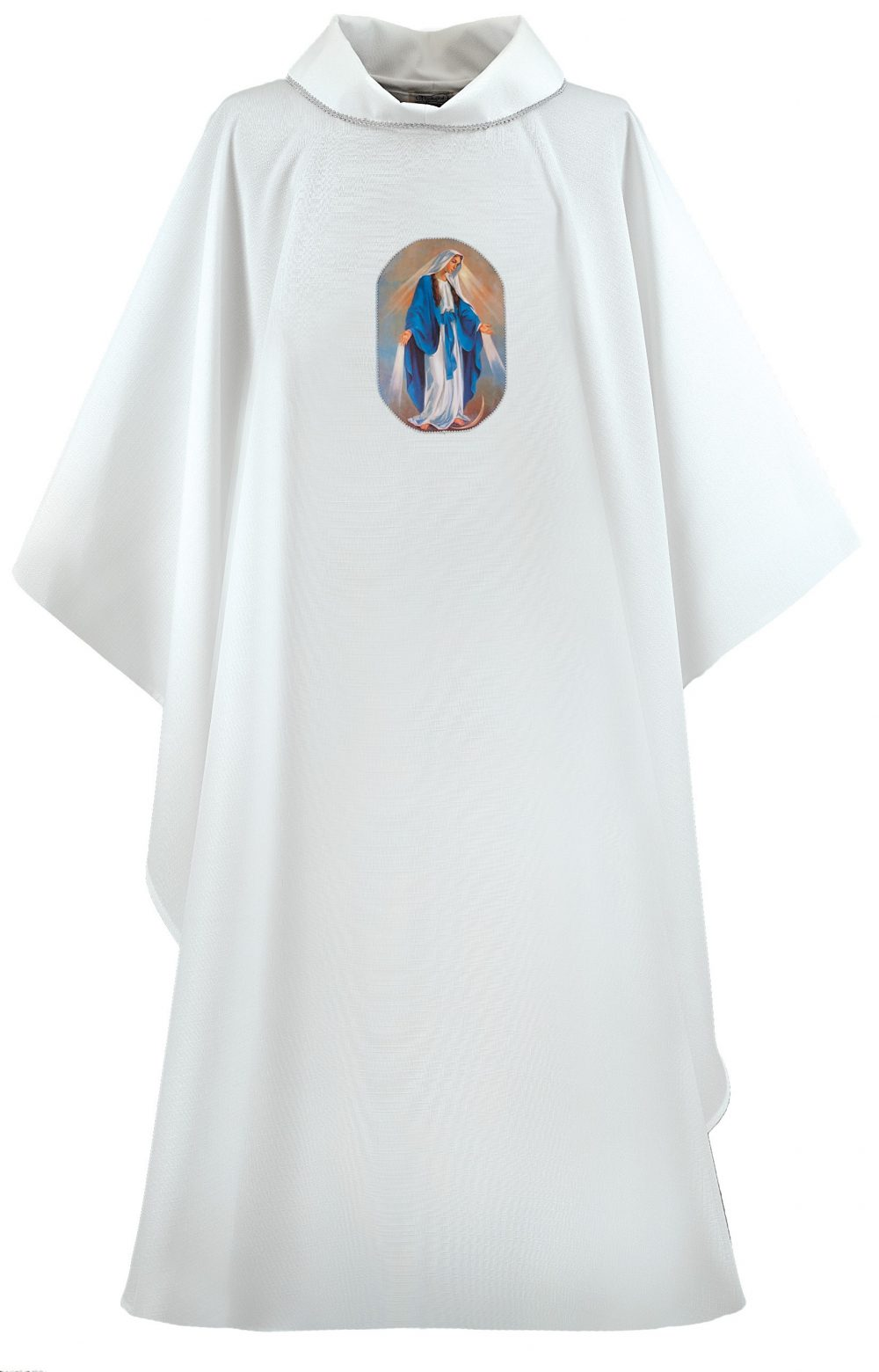 Blessed Mother Clergy Chasuble Vestment