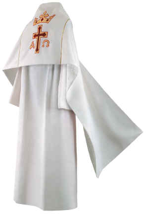 Christ the King Clergy Humeral Veil