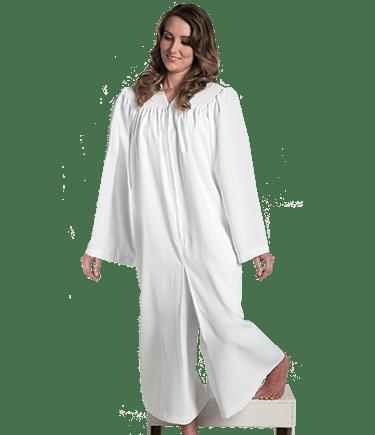 Culotte Baptismal Robe
