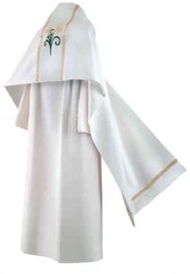 Easter Lilly Clergy Humeral Veil