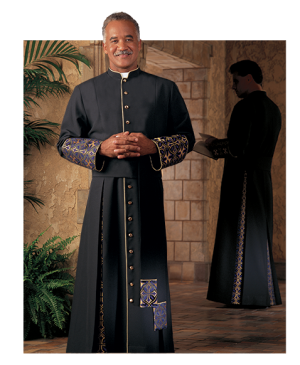 Evangelical Bishop Cassock