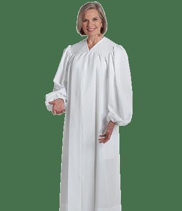White Baptismal Robes