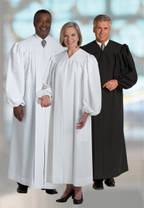 Baptismal Robes for Men and Women