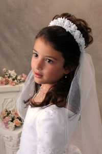 First Communion Veils