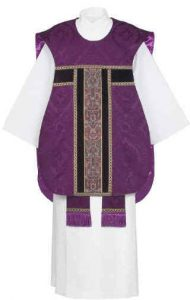 Roman (Fiddle Back) Vestments