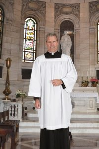 surplices and clergy robes