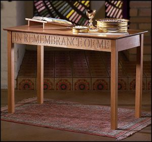 Altar Communion Tables