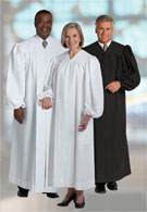 Baptismal Robes & Accessories