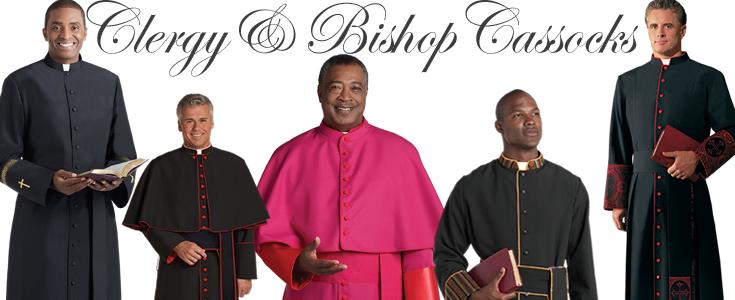 clergy bishop cassocks