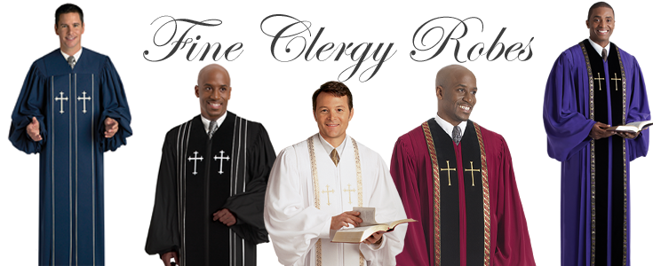 fine clergy robes