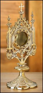 Monstrance and Reliquaries