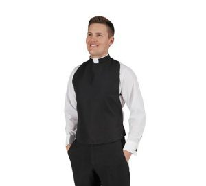 Clergy Shirt Fronts-Vests