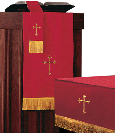 Reversible Church Altar Parament Set