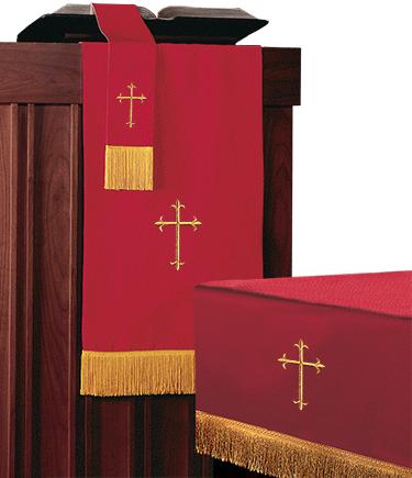 Reversible Church Altar Parament Set