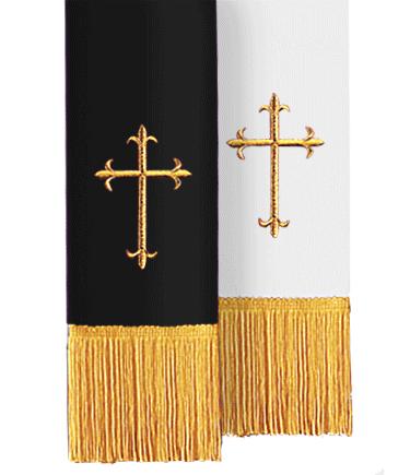 Reversible Church Bible Marker Black to White