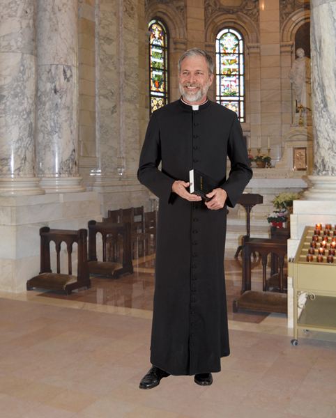 RJ Toomey Cathedral Roman Style Cassock