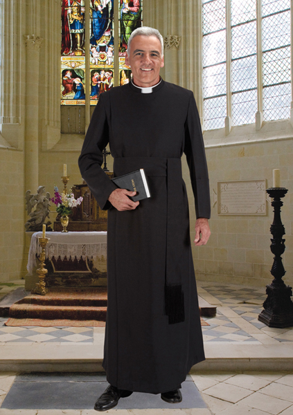 RJ Toomey Anglican Year Round Cassock