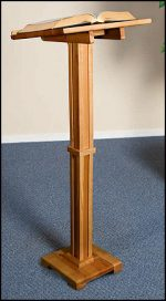 Standing Church Lectern
