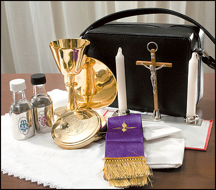 Portable Mass Kit for Pastors