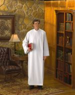 Front Wrap Clergy Alb