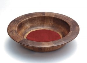 Maple Offering Collection Plate