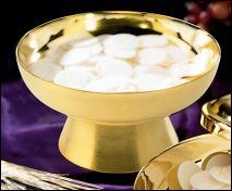 Communion Host Bowl
