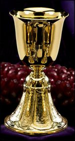 Ornate Communion Common Cup