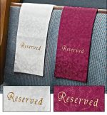 embroidered pew cloths