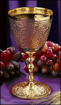 Grapevine Communion Cup