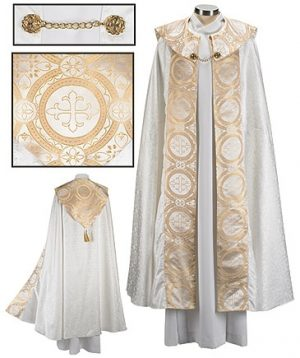 Jacquard Clergy Cope