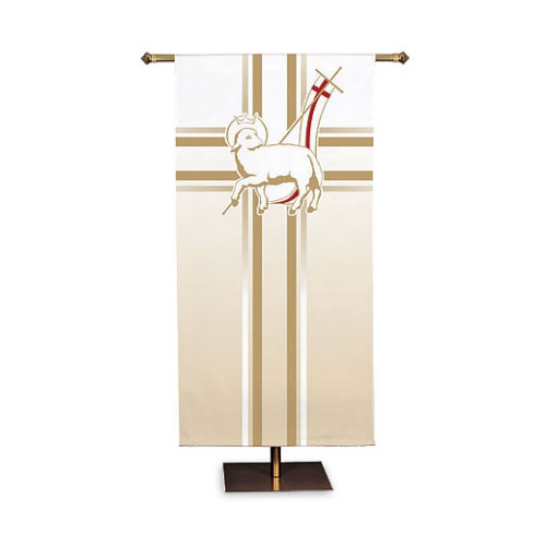 Lamb of God Church Banner