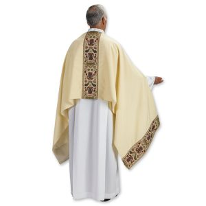 Coronation Tapestry Clergy Humeral Veil