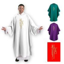 Alpha Omega Deacon Dalmatic