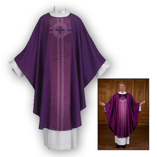 Crown of Thorns Chasuble
