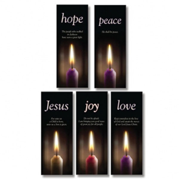 Advent Church Banner Set