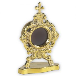 Small Oval Reliquary