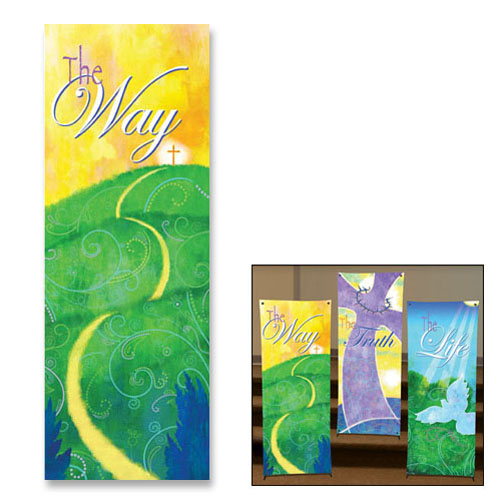 The Way Scripture Church Banner