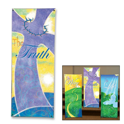 The Truth Scripture Church Banner