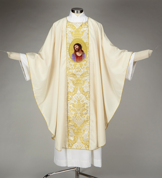Ecce Homo Priest Chasuble