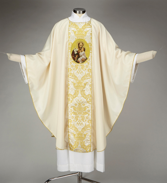 Saint Joseph Priest Chasuble