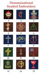 Church Denominational Symbols