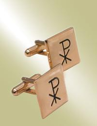 Clergy Cufflinks PAX Design