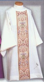 Coronation Deacon Dalmatic