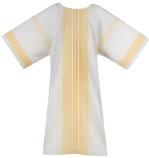 Gold Deacon Dalmatic Robe