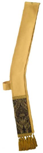 Gold and Tapestry Deacon Stole