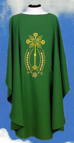 IHS Clergy Chasuble Vestments