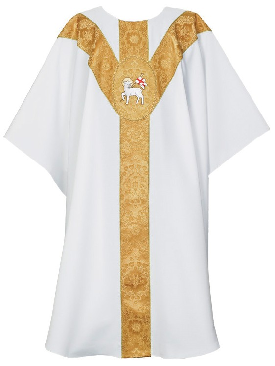 Lamb Chasuble Vestment
