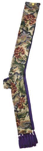 Rose Tapestry Deacon Stole