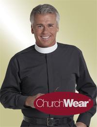 mens black long sleeve full collar shirt
