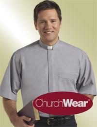 mens gray short sleeve tab collar shirt
